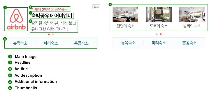 Naver Ads: Basic Brand Search Ad on Mobile